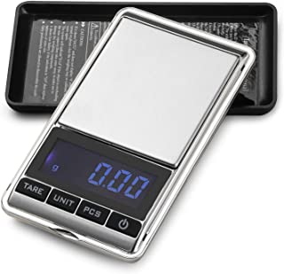 digital scale pocket size