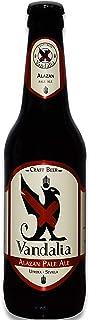 Cerveza Vandalia Alazan - Pack de 12 x 33 cl - Pale Ale