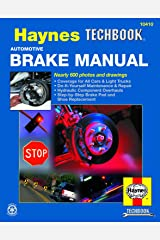 Automotive Brake Haynes Techbook Paperback