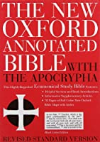 New Oxford Annotated Bible With the Apocrypha (Revised Standard Version 8914A)