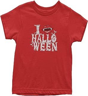 I Fang Halloween Youth T-Shirt