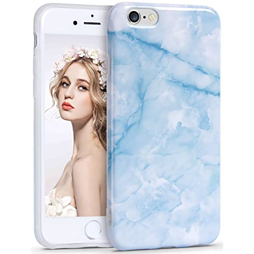 7f72865a38 Imikoko iPhone6s 大理石ケース iPhone6 ケース 大理石 iPhoneケース マーブル おしゃれ tpu アイフォンケース ( iPhone6