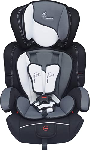 R for Rabbit Jumping Jack Grand Convertible Baby Car Seat of 0 to 12 Years Age Innovative ECE R44/04 Safety Certified...
