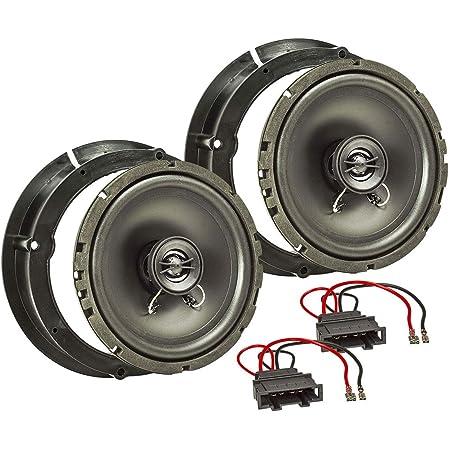 Tomzz Audio 4057 001 Lautsprecher Einbau Set Passend Elektronik