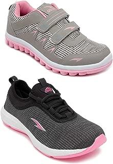 ASIAN Women's Mesh Lightweight Running Sports Shoes (UK-8) Blue