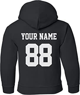 custom youth hoodies