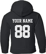 personalised name hoodies