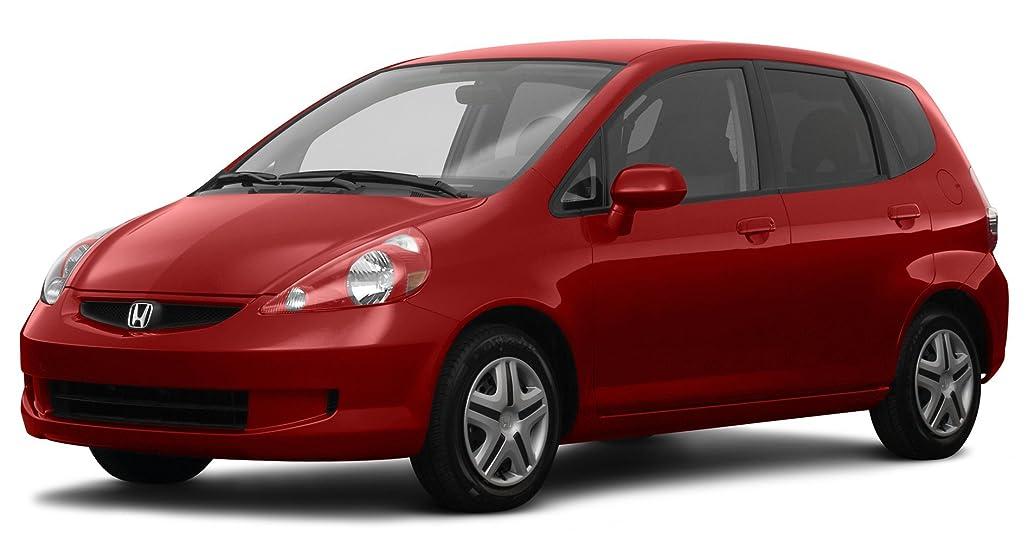 Amazon.com: 2008 Honda Fit Reviews, Images, and Specs ...