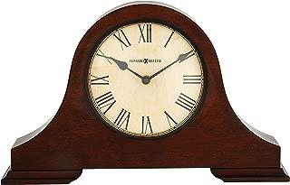 Howard Miller Humphrey Mantel Clock 625-143 – Hampton Cherry Wood with Quartz Movement