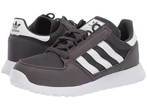 sports shoes 1f80a d2608 adidas Originals Kids Forest Grove C (Little Kid) at Zappos.