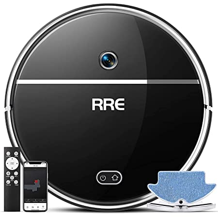 **READ** USED//FOR PARTS Coredy Robot Vacuum R650 Ultra Slim Self Charging Vaccum