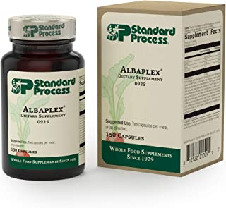 standard process albaplex
