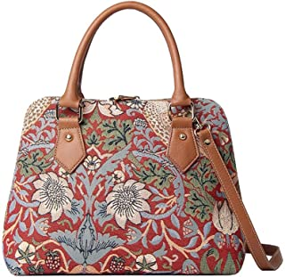 coach willow floral edie shoulder bag