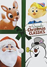 The Original Christmas Classics Gift Set with Frosty, Rudolph and Santa