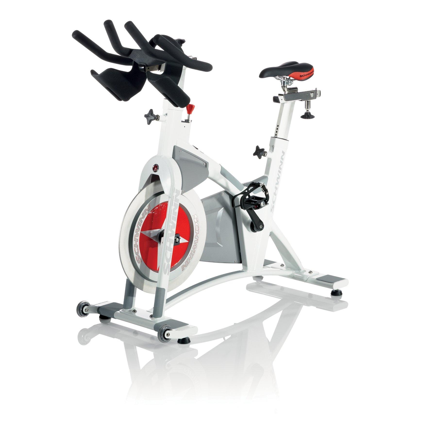 Schwinn Bicicleta de Spinning Profesional A.C.Performance: Amazon ...