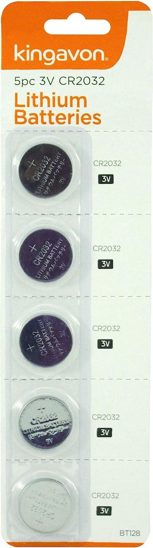 Kingavon Bb Bt128 Cr2032 Lithium Batterien 3 V Baumarkt