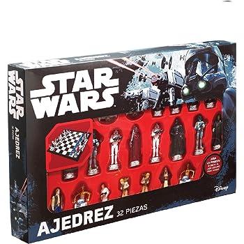 Novelty Juego de Ajedrez Star Wars