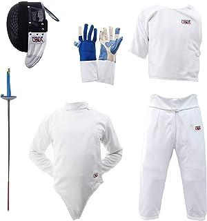 Morehouse USA Fencing - Basic Foil Fencing Practice Starter Bundle