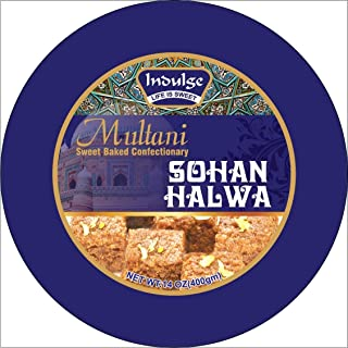 Multani Sohan Halwa (400 gm) Enriched with Nuts