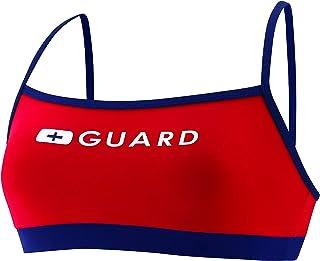 Speedo womens Guard Thin Strap Top - Speedo Endurance Lite Swimsuit