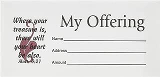 my offering envelopes
