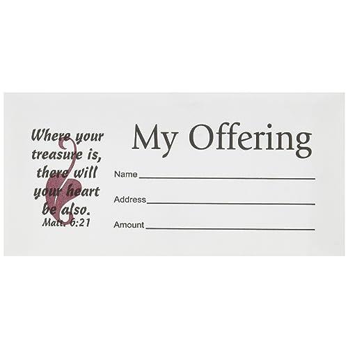 Church Offering Envelopes: Amazon.com