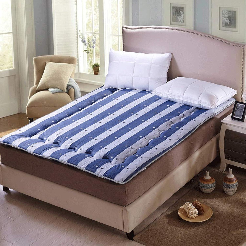 Non-Slip Breathable Mattress, Student Dormitory Sponge Pad, Foldable Thick Cotton Floor (color   C, Size   100CM)