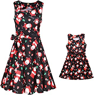 Best mother and daughter xmas dresses Reviews