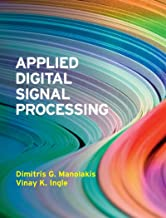 Applied Digital Signal Processing South Asian Edition