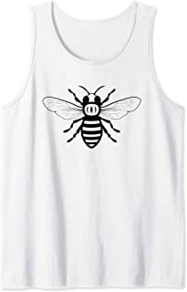 Manchester Worker Bee Proud Mancunian Tank Top