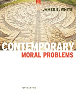 Premium Website for White's Contemporary Moral Problems, 10th Edition