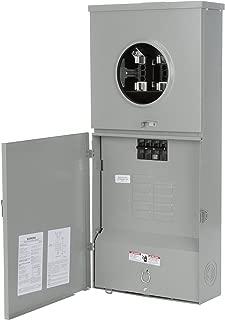 Best 200 amp meter socket load center Reviews