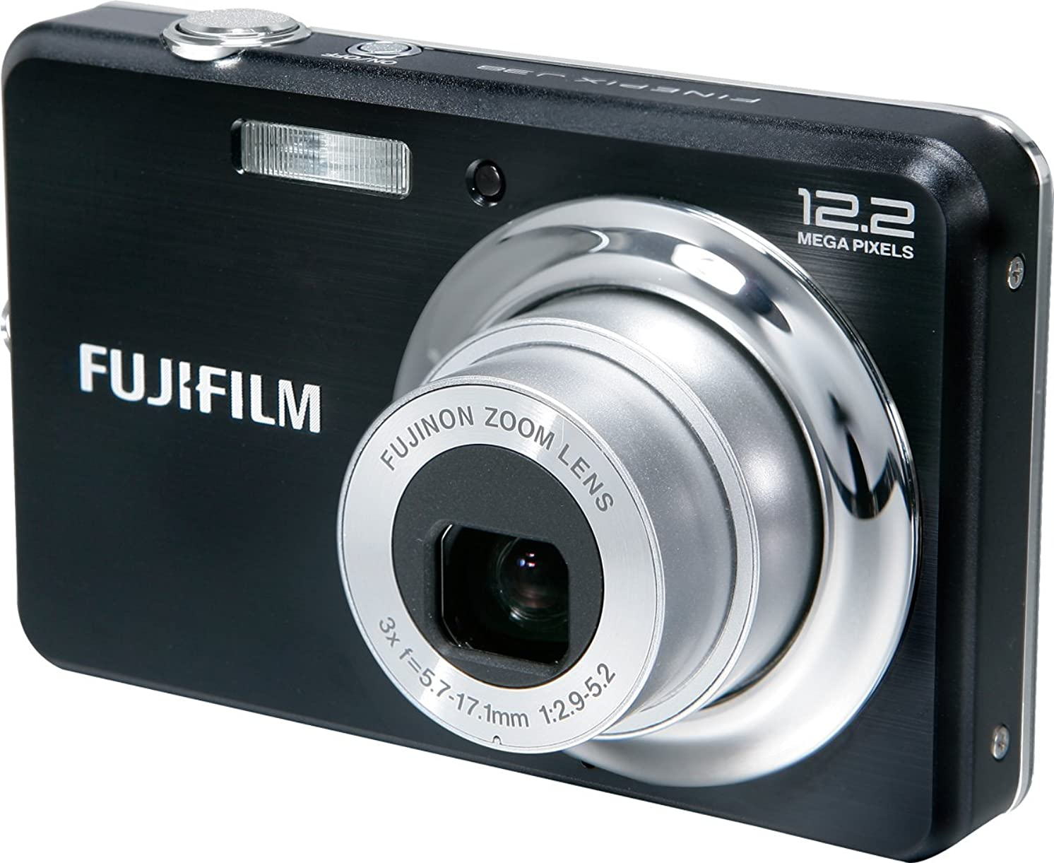 Fujifilm Finepix J38 12MP Digital Camera with 3x Optical Zoom and 2.7 inch LCD