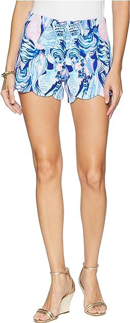 Adelia Scuba Shorts
