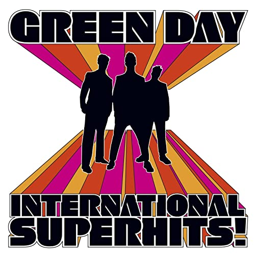 International Superhits! [Explicit] de Green Day sur