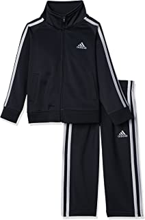 Boys' Tricot Jacket & Pant Clothing Set