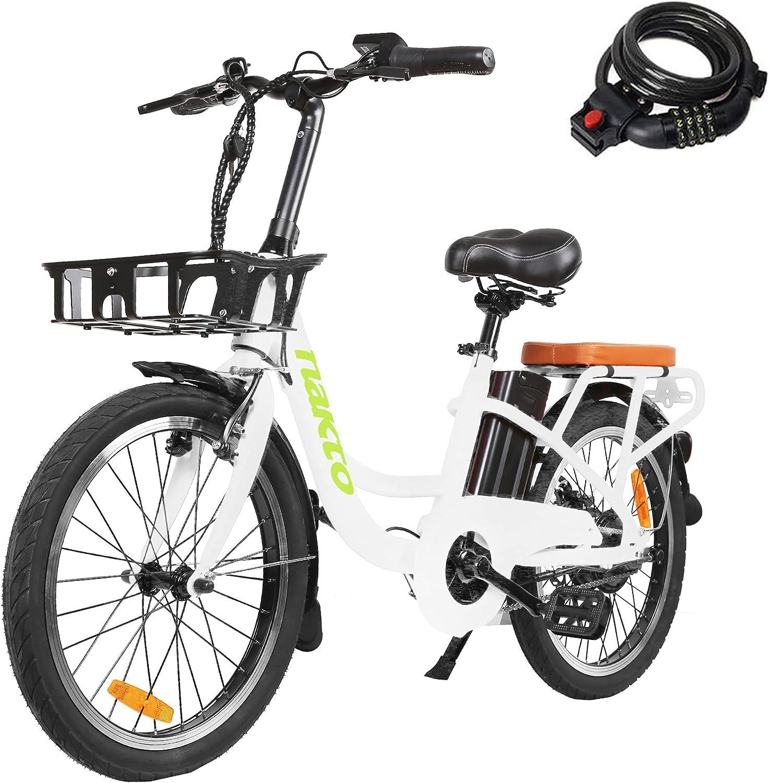 Electric Bikes Dallas Mall NAKTO 20