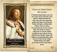 st james prayer card