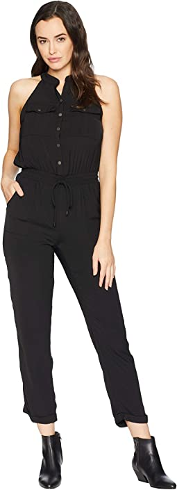 Clara High Neck Jumpsuit