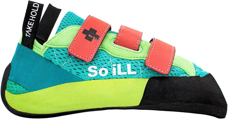 So iLL Runner LV Climbing shoes (4.5)