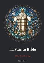 La Sainte Bible Bible de David Martin 1744