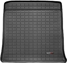 WeatherTech Custom Fit Cargo Liners for Chevrolet Equinox 2010-2017, Black