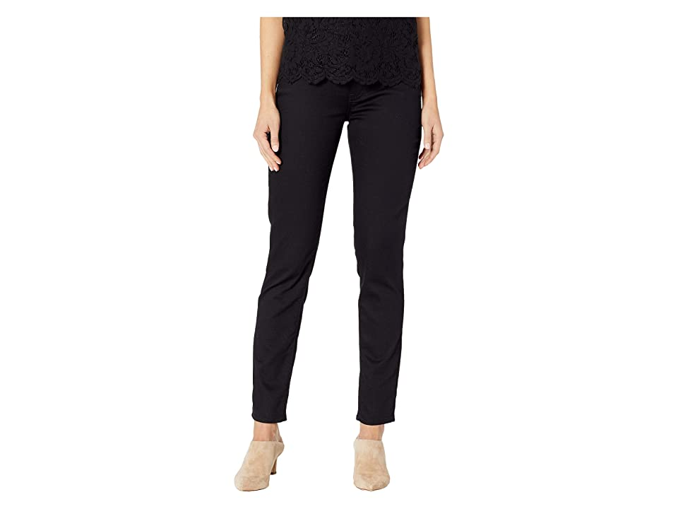 Signature by Levi Strauss & Co. Gold Label Totally Shaping Pull-On Skinny Jeans (Noir) Women
