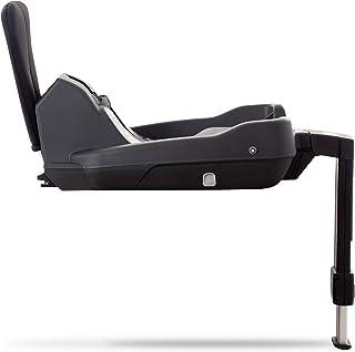 IQ Base de Avionaut | ISOFIX base | base de silla infantil | compatible con las sillas de seguridad infantil Pixel, AeroFIX, AeroFIX RWF | silla de coche grupo 0+/1 (0-17.5kg, 40cm-105cm) | negro