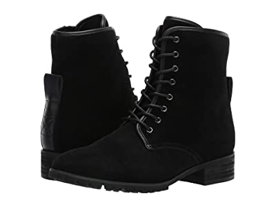 Blondo Prima Waterproof (Black Suede) Women