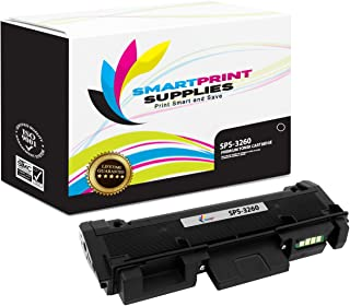 Smart Print Supplies Compatible 106R02777 Black Toner Cartridge Replacement for Xerox Phaser 3260, Workcentre 3215 3225 Printers (3,000 Pages)