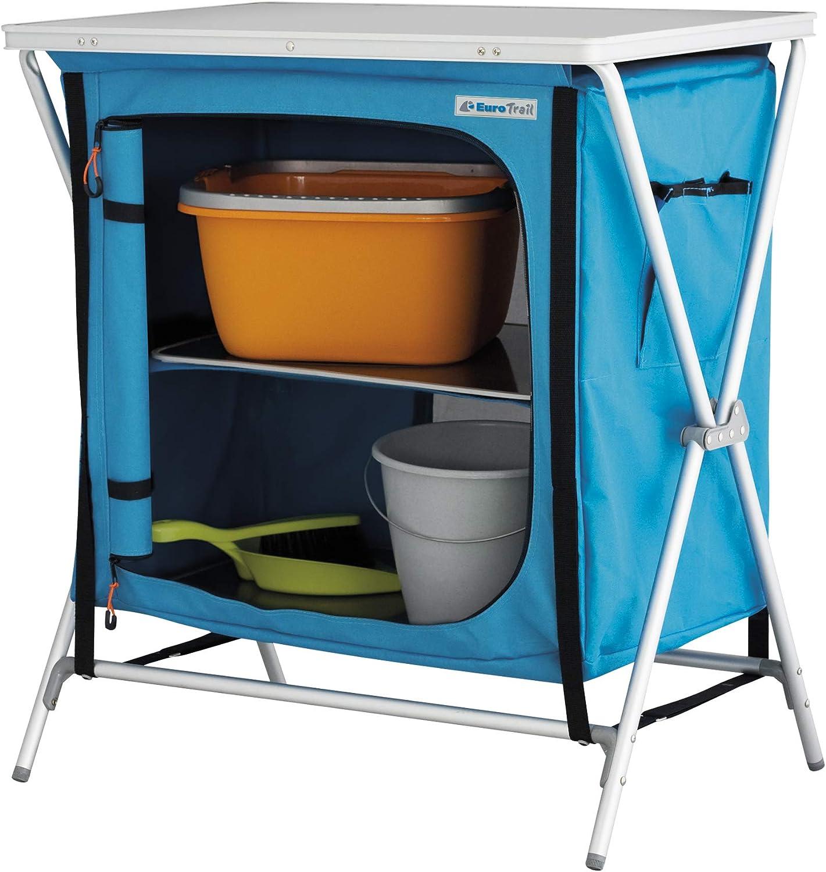 Euro Trail Camping ST.Barts armario para tienda de campaña para puertas de armario