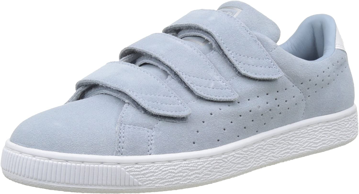 PUMA Unisex Adults' Basket Classic Strap Low-Top Sneakers