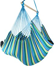 Chihee XXL Hammock Chair Extra Large Sized Hammock Chair Relax Swing Chair Cotton Weave for Superior Comfort Durability fo...