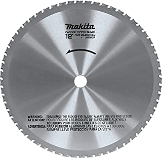 Makita A-90532 12-Inch 60-Teeth Dry Ferrous Metal Cutting Saw Blade with 1-Inch Arbor